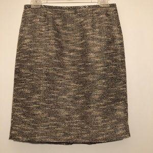 Beautiful Calvin Klein Pencil Skirt - Size 2P